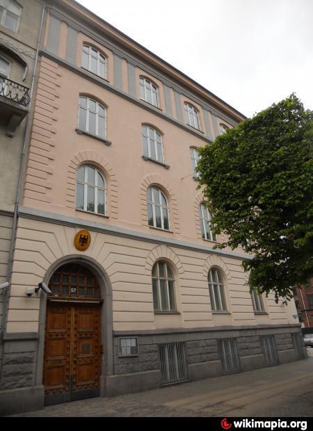 Rostok Russian Embassy In 67
