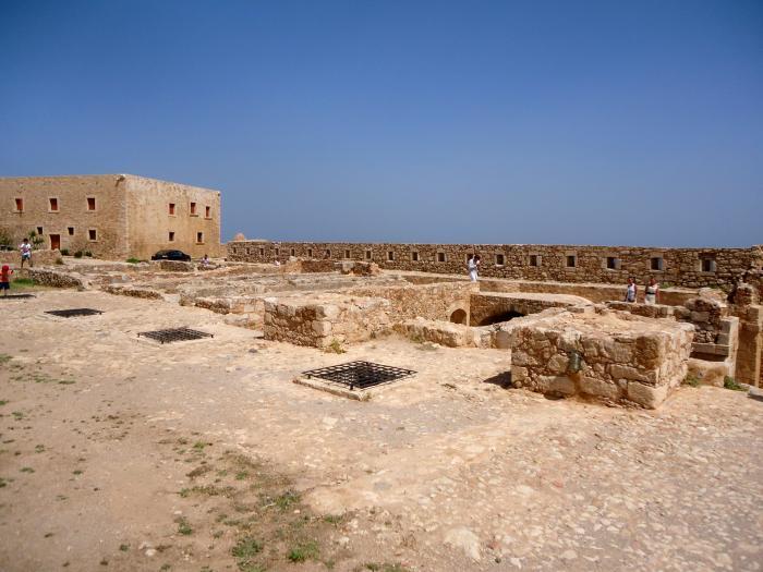 Fortezza Castle - Rethymnon