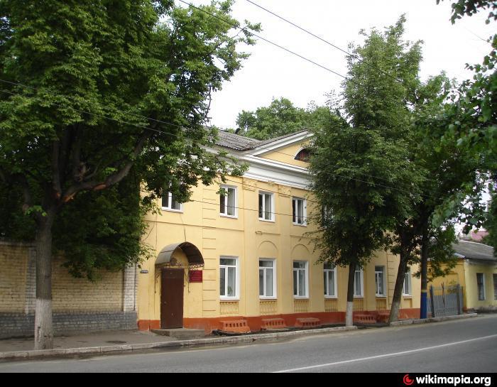 Городская детская поликлиника 4 владимир