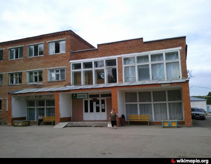 Больница на бахметьева