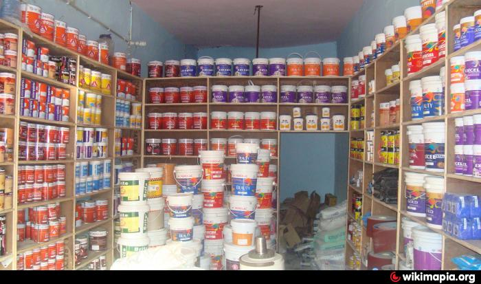 Pannu paint store chohla sahib cholasahib for Homedepot colorsmartbybehr com paintstore