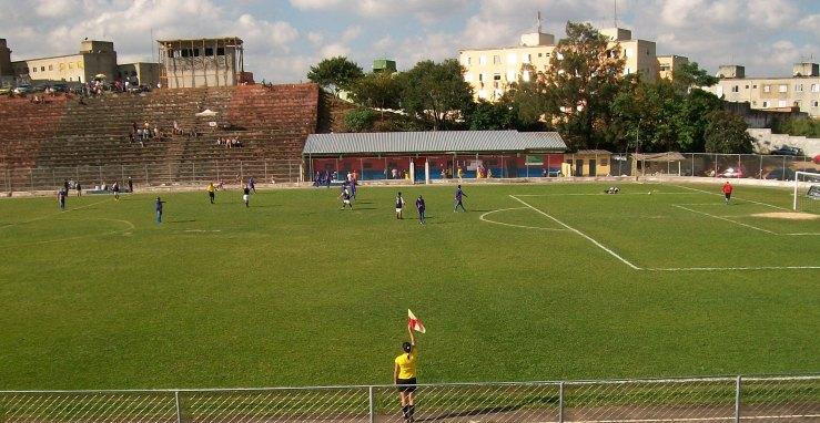 Estádio Municipal - Niterói - Carapicuíba   estádio de futebol