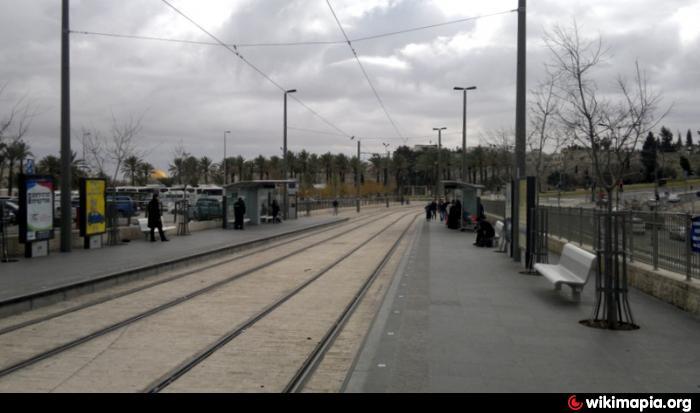 light rail jerusalem