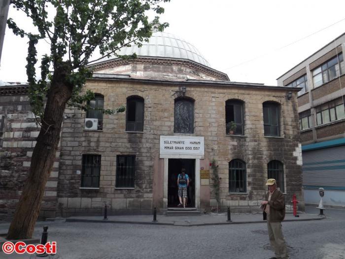 Baño Turco Kadirga Hamami Estambul:casa de baños Añadir una categoría