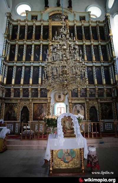 спасо-преображенский собор фото губкин
