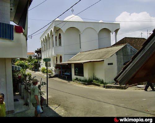 Masjid Jami' Mujahidin Tanjung Benoa Bali