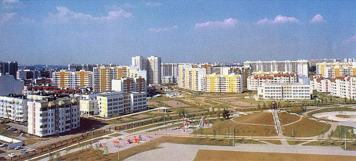 район марьино фото