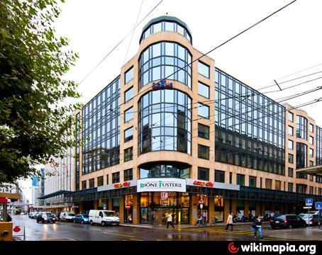 Centre d 39 affaires regus gen ve rue du rh ne gen ve for Design 4 office lausanne