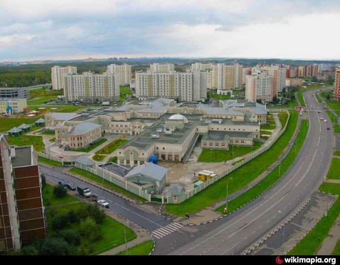 12 детский дом москва:
