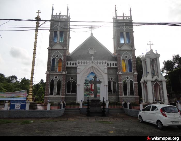 St Marys Malankara Syrian Catholic Church  Roman Catholic ...