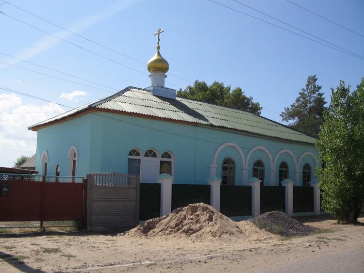 Церковь Андрея Рублева - Ленинск - Ленинский район - Волгоградская область.