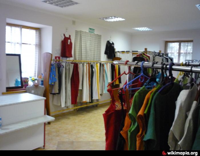 Магазин тарусской вышивки