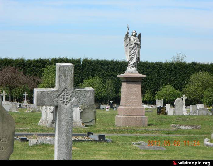 Atherstone United Kingdom  City new picture : Atherstone Cemetery Atherstone