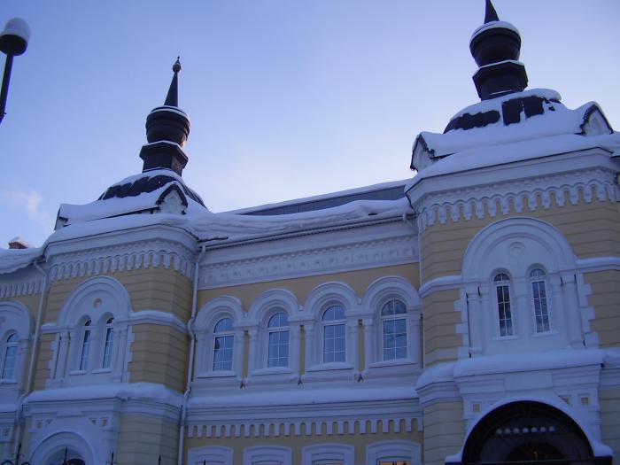 жилой площади синагога нижний новгород фото расселения