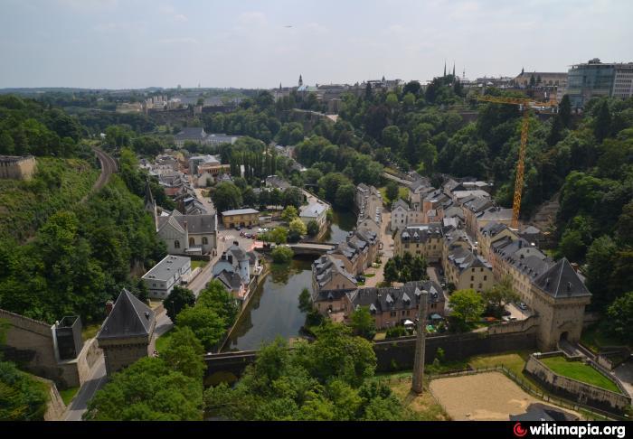 tours vauban luxembourg ville lieu touristique