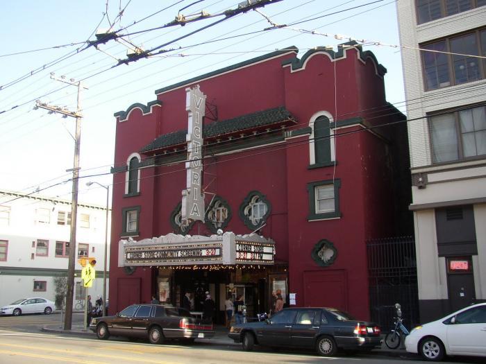 Victoria Theatre - San Francisco, California