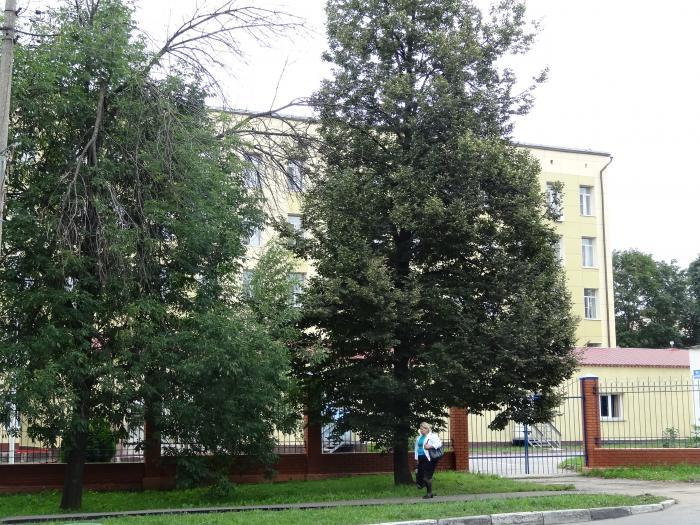 Сосудистый центр при областной больнице тамбов