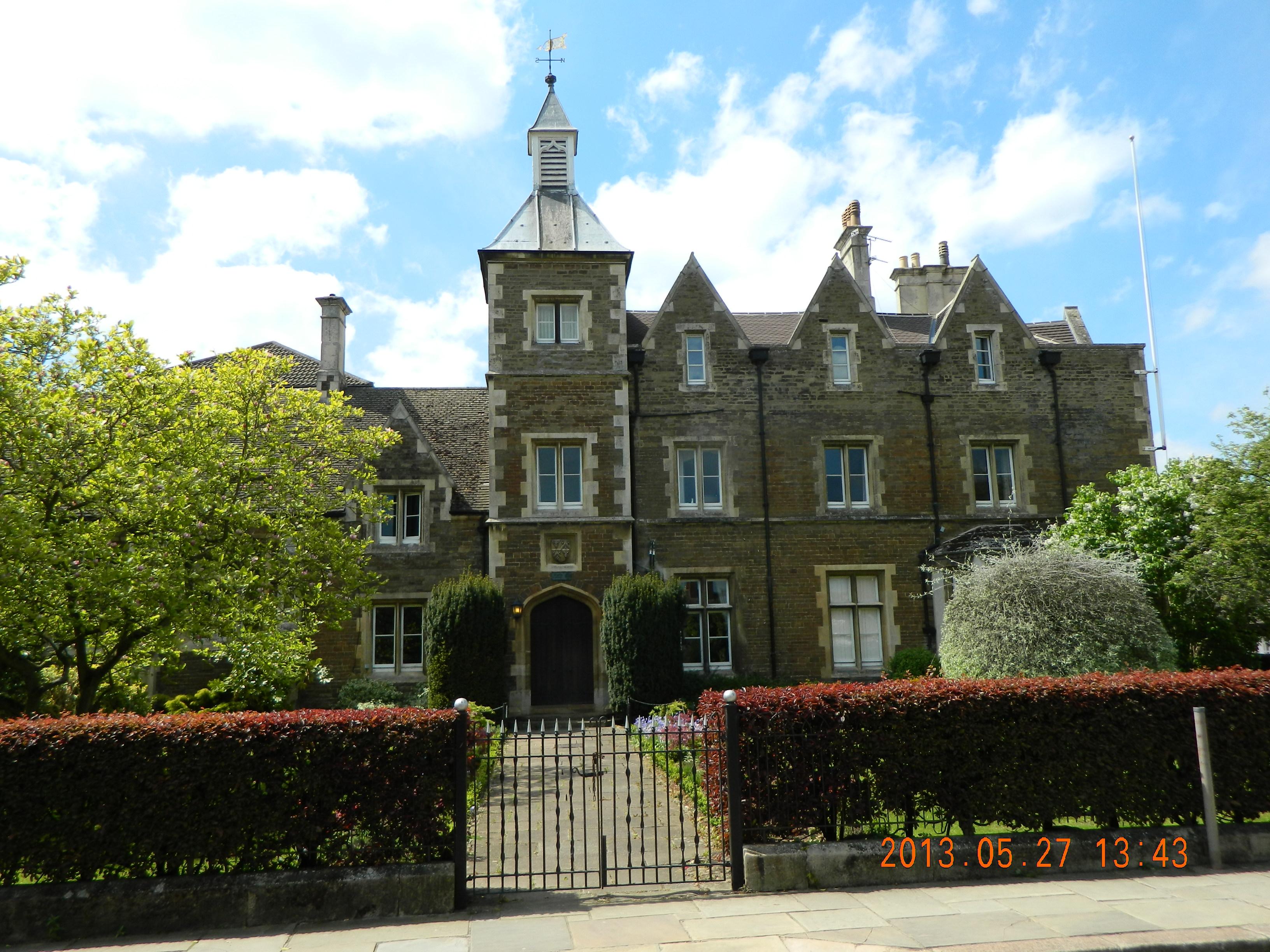 Oakham United Kingdom  city photos gallery : School House, Oakham School Oakham