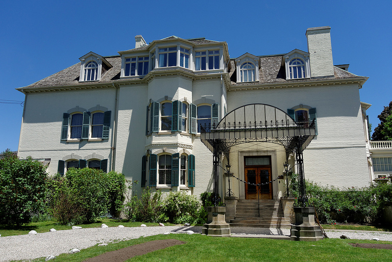 Spadina House Historic Mansion Toronto
