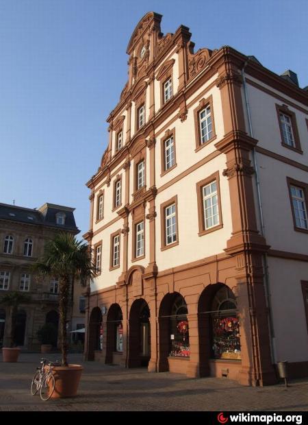 Alte Münze Speyer