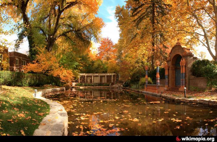 Garden Park Lds Church And Gardens Salt Lake City Utah