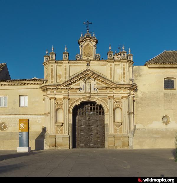 Jardines del monasterio de la cartuja sevilla parque for Jardines de la cartuja