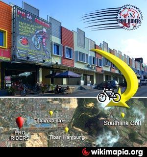 Toko Sepeda Pro Riders Batam