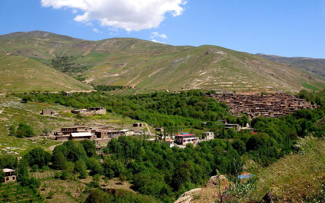 همدان - اسدآباد - روستای ملحمدره