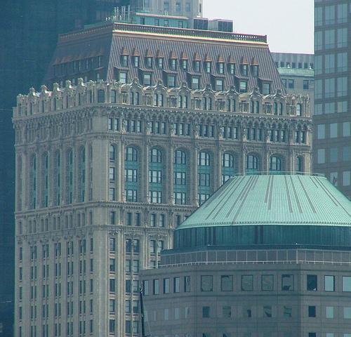 New York City Apartment Streets: 90 West Street - New York City, New York