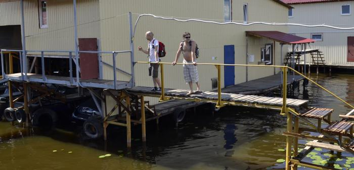 лодочные станции в новороссийске
