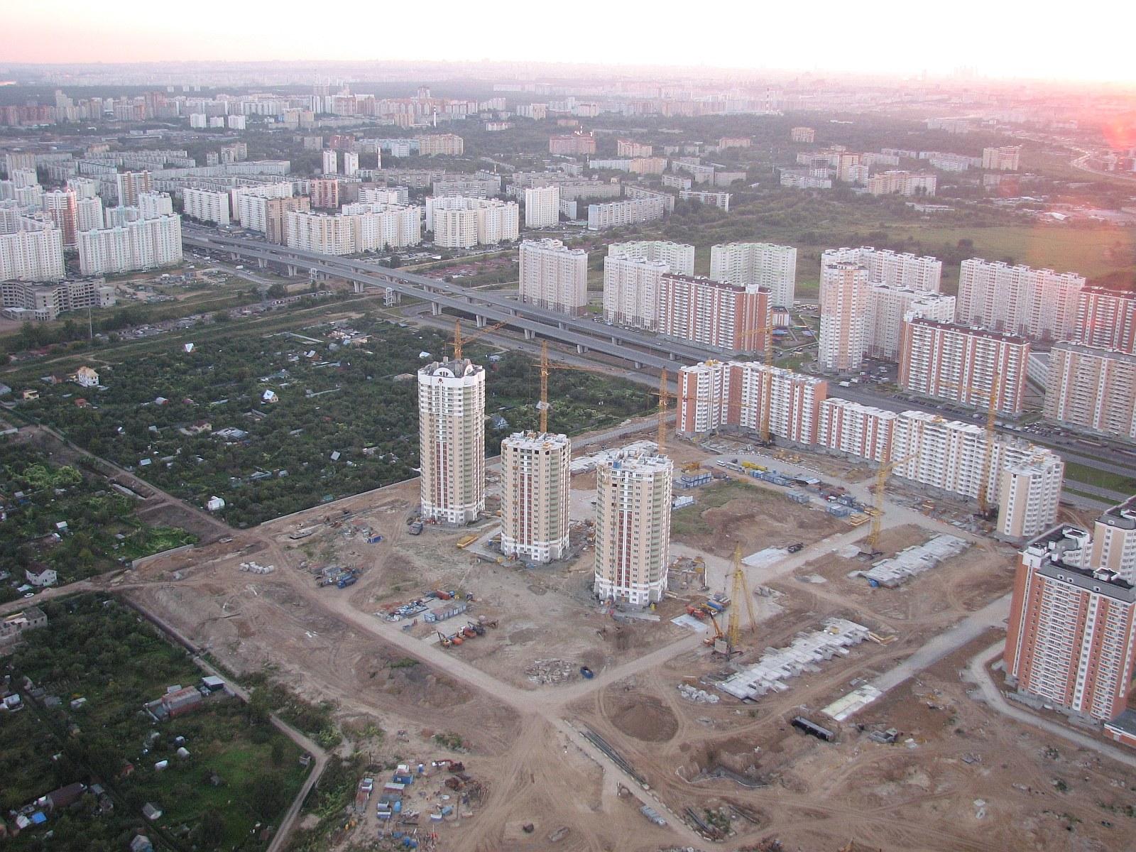 некрасовка-парк фото