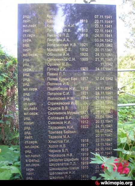 кладбище погибших в вов киевская область деревня кухари любит потыкать попку