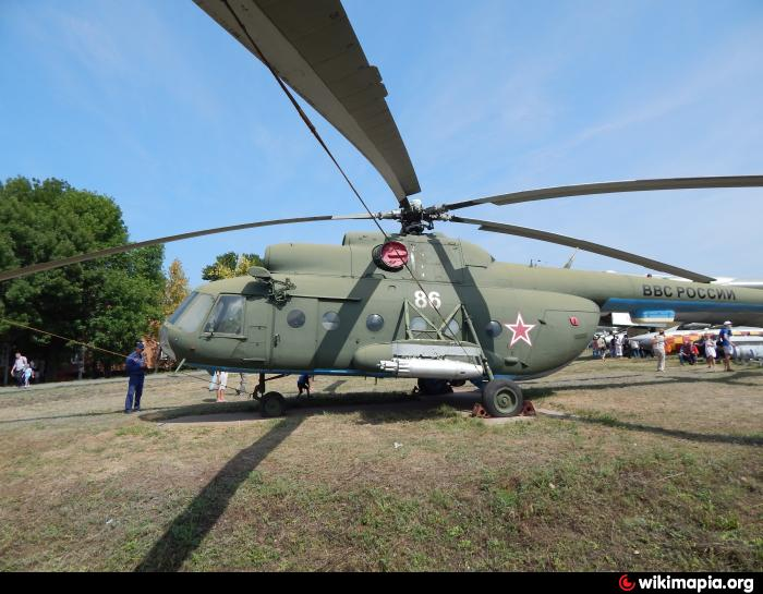 المروحيه العتيده Mil Mi-8 HIP 52_big