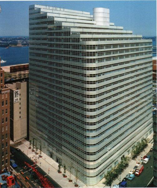 Bank Of New York Mellon 101 Barclay Street New York