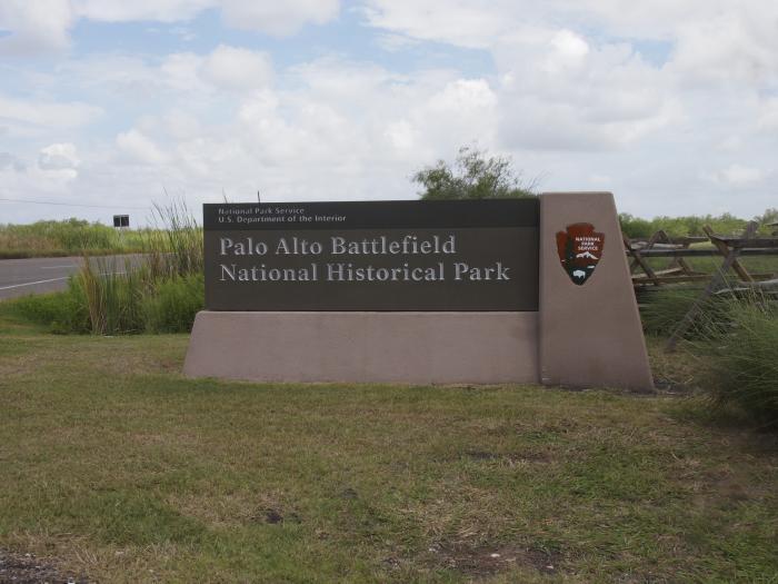 Palo Alto Battlefield National Historical Park Palo Alto Battlefield National