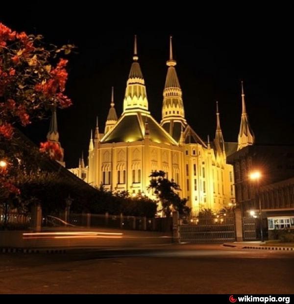 Iglesia Ni Cristo Central Temple Quezon City