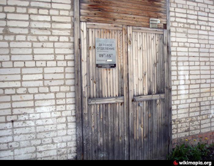 7-я детская поликлиника в минске