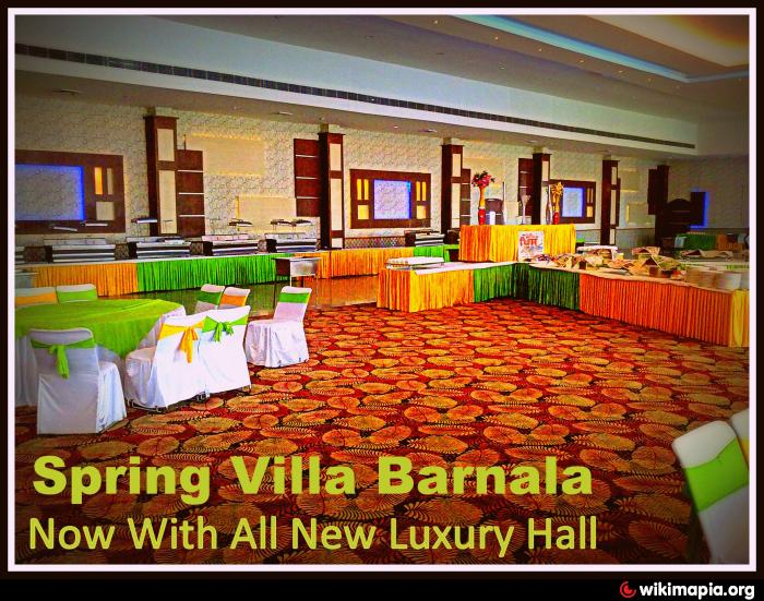 Spring Villa Barnala