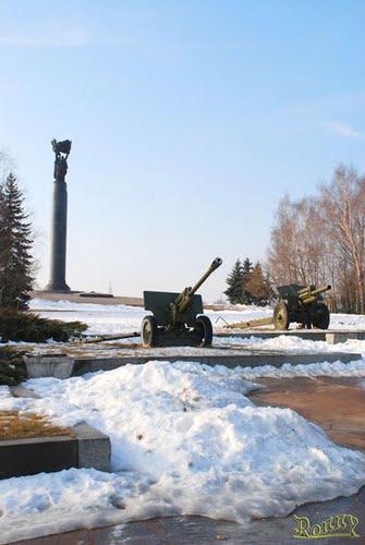 Друга світова війна 1939-1945 , пам'ятник