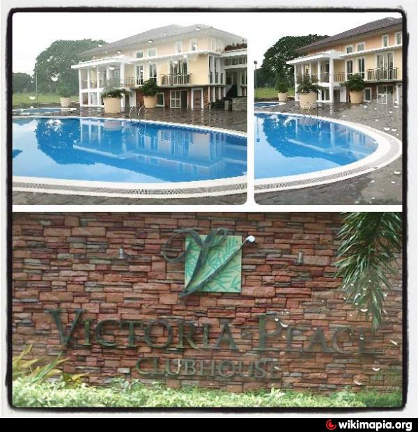 Victoria Place Clubhouse Malabon Sports Venue Park Swimming Pool Function Hall