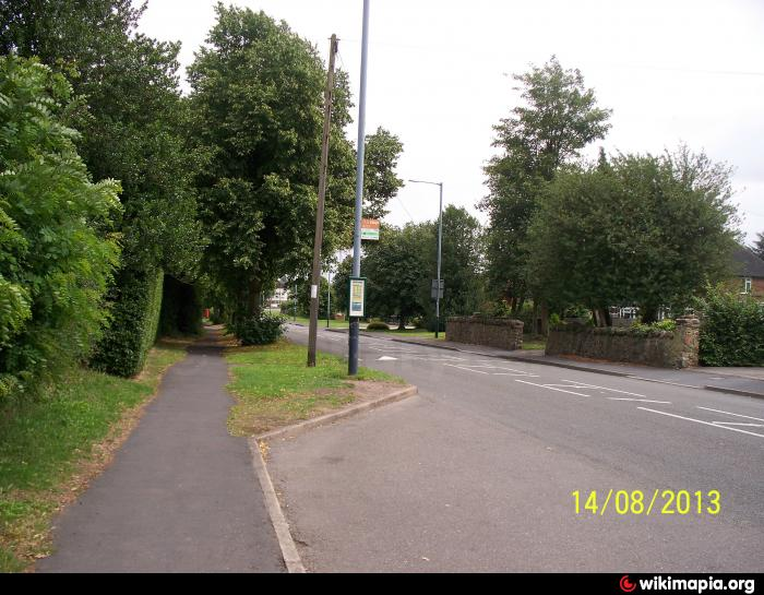 Atherstone United Kingdom  City pictures : Bus Stop, Lower School, Witherley Road, Atherstone Atherstone