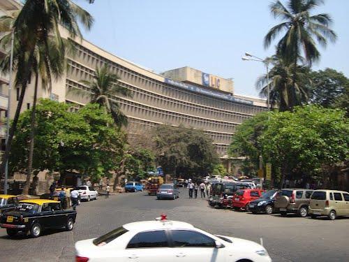 Life Insurance Corporation (LIC) HQ - Mumbai
