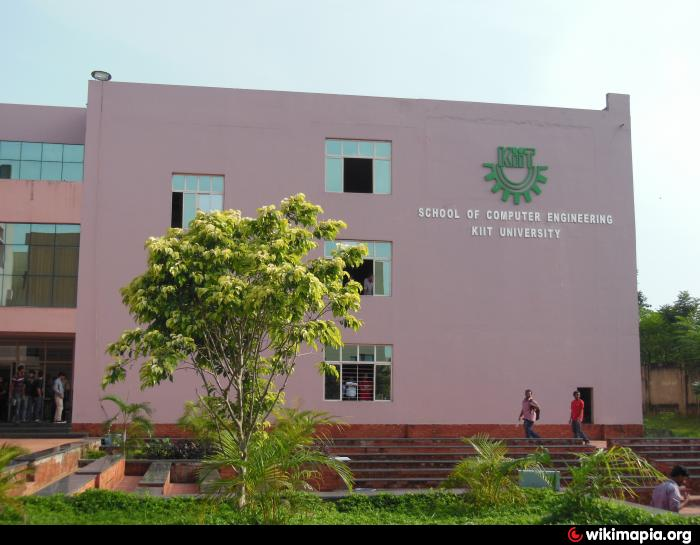 Computer Science Engineering Department Campus 15 Kiit University Bhubaneswar