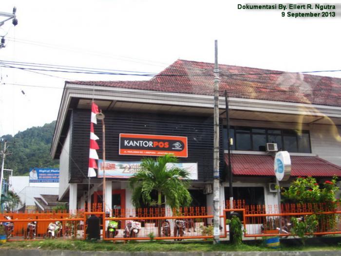 Kantor Pos Abepura Kota Jayapura