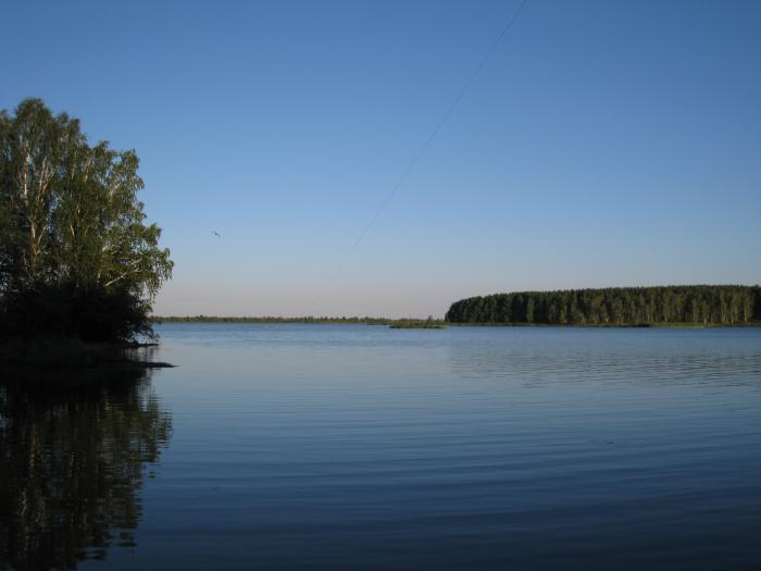 озеро малые касли рыбалка
