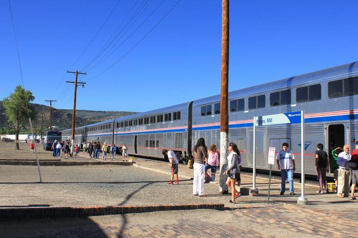 Raton (NM) United States  city photos : Amtrak Raton, NM Station Raton, New Mexico