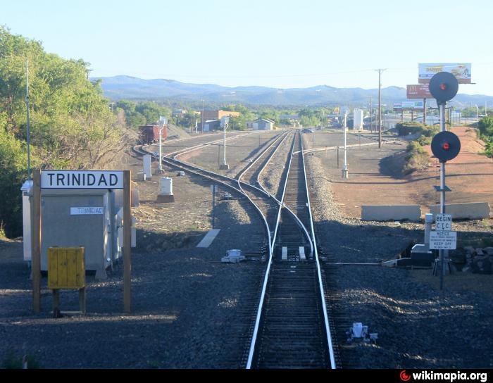 BNSF TRINIDAD Interlocking - Trinidad, Colorado