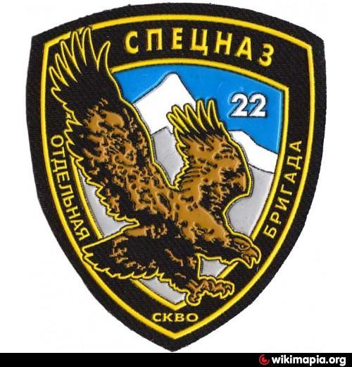22-я отдельная гвардейская бригада cпециального назначения ГРУ ГШ ...