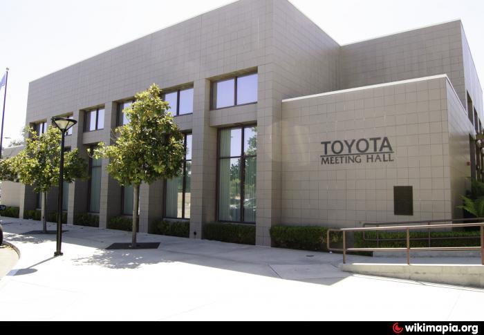 Toyota Meeting Hall Torrance California