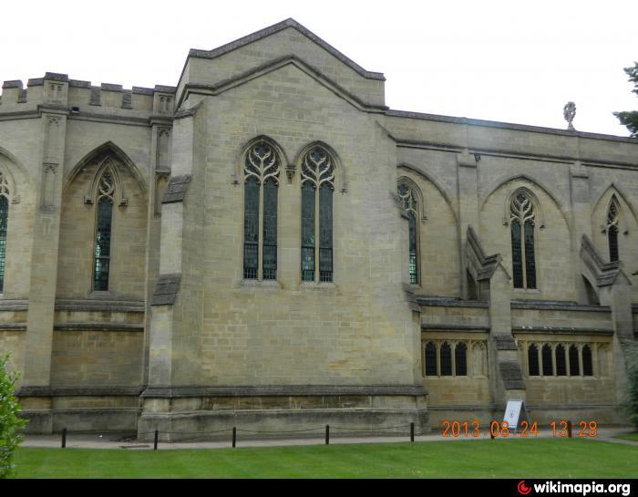 Oakham United Kingdom  city photo : The Chapel, Oakham School Oakham